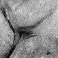 Mars Tunnels
