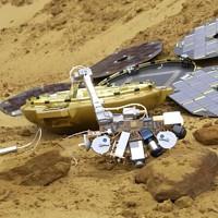 Mars ESA UK Beagle 2 (NASA image)