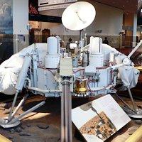 Mars NASA Viking Lander (model)