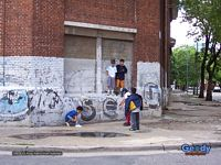Kids of the Boca, Buenos Aires, Argentina - wallpaper